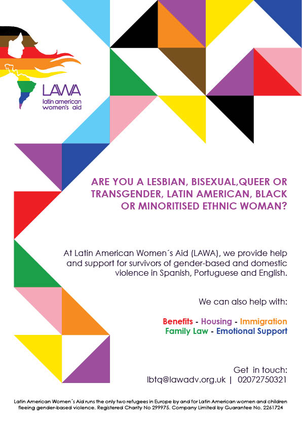 LAWA has a new outreach service for Lesbian, Bisexual